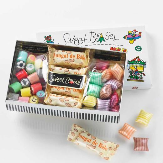 SweetBasel Herbschmaessbox
