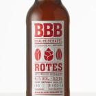 BBB Rotes Bier Etikette
