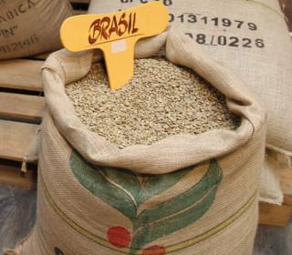 Moccaraba  Kaffeebohnen Brasil