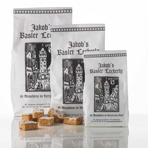 Basler Läckerli Jakob Leckerly online bestellen