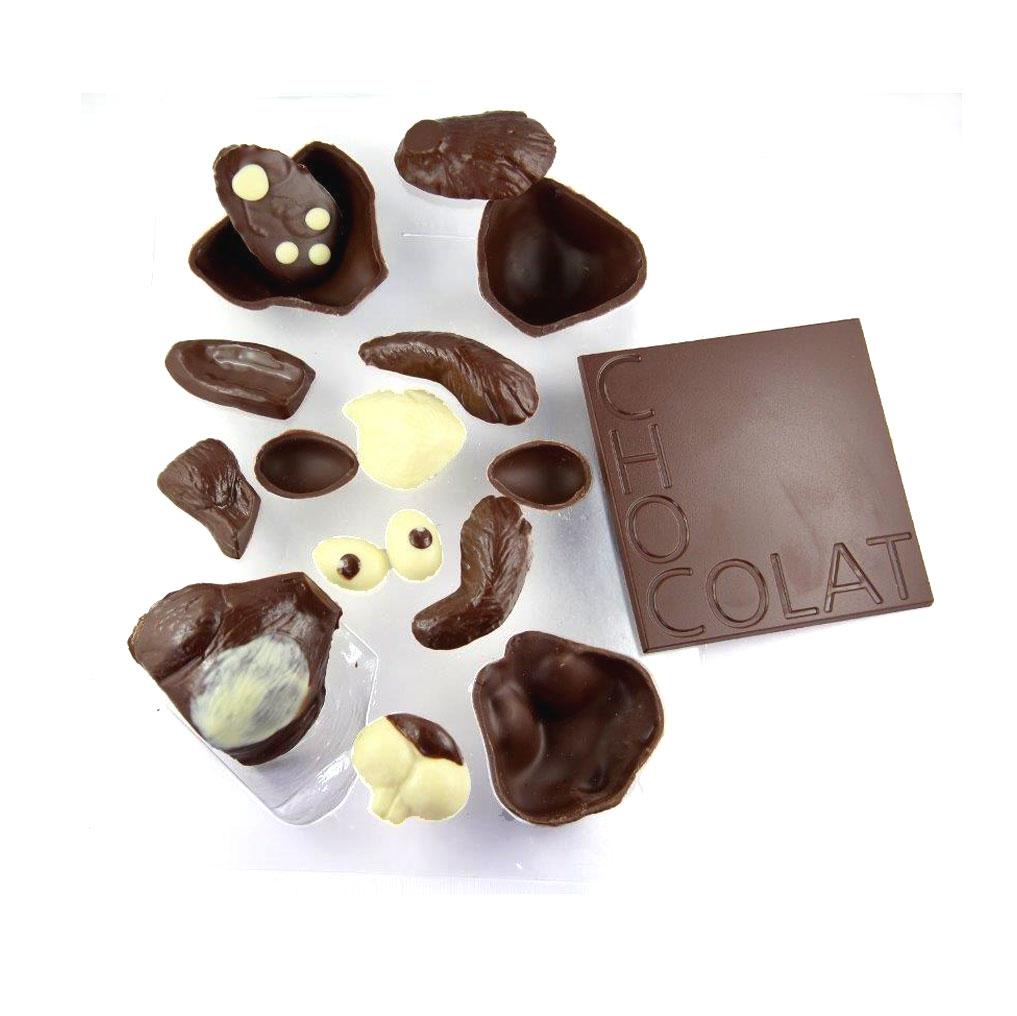 Schokoladen Bausatz Osterhase Lars