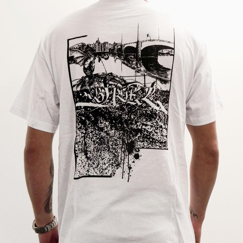 Mittlere Brücke Basel T-Shirt