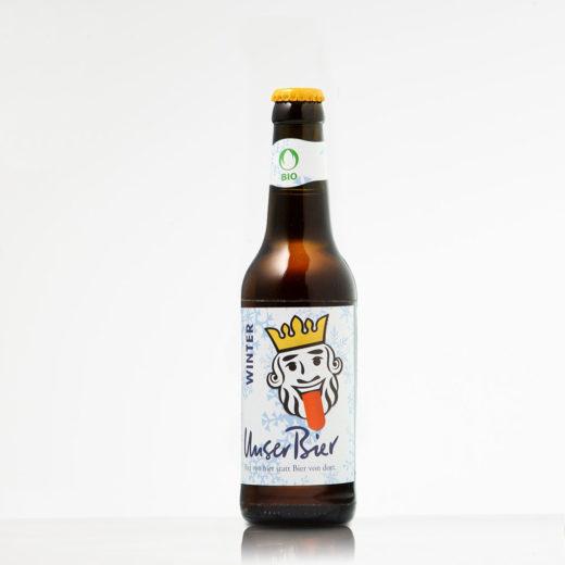 Unser Bier Basel Winter Bier Bio