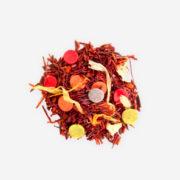 Räppli Tee Mischung Basler Fasnacht mit Zuckerräppli