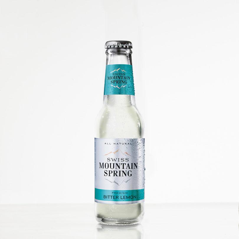 Bitter Lemon Premium Swiss Mountain Spring Allschwil Basel