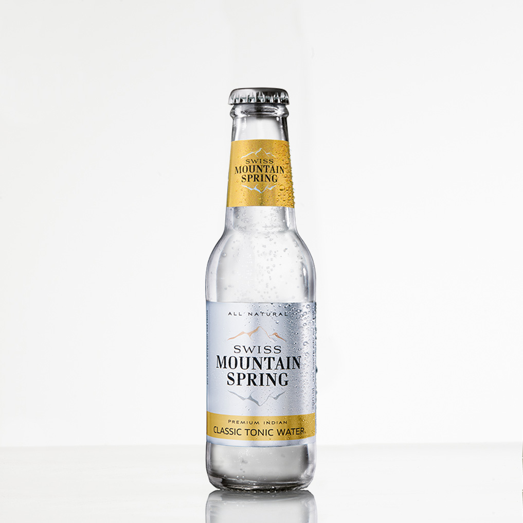 Tonic Water Classic Swiss Mountain Spring
