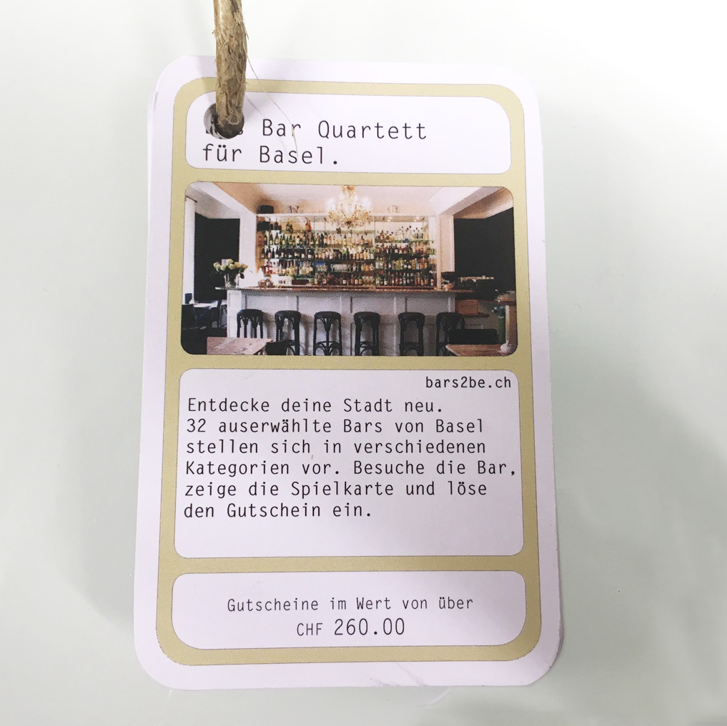 Bar Quartett Basel