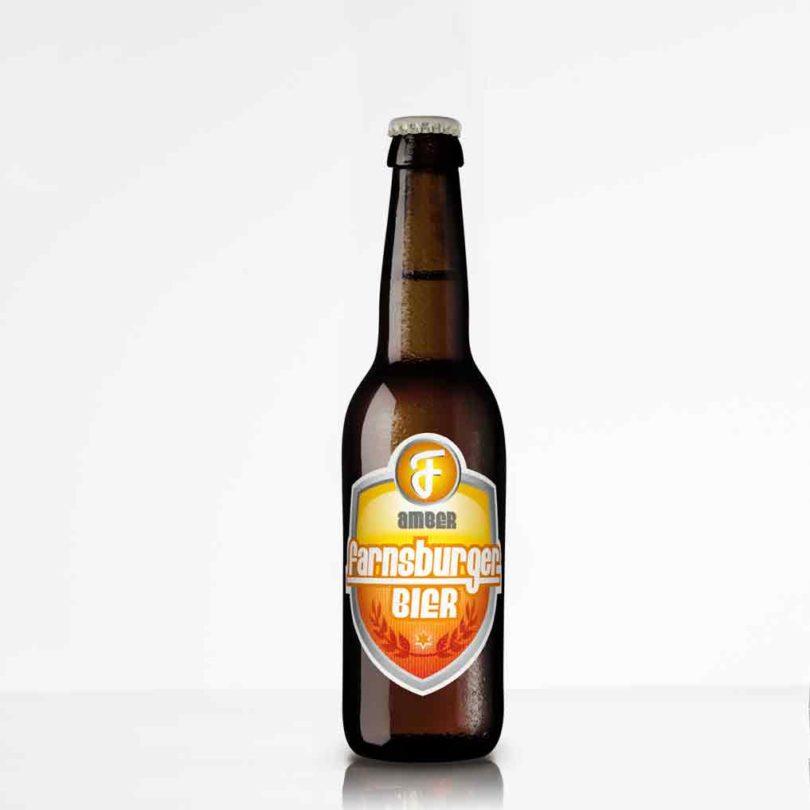 Farnsburger Bier Amber Baselbiet