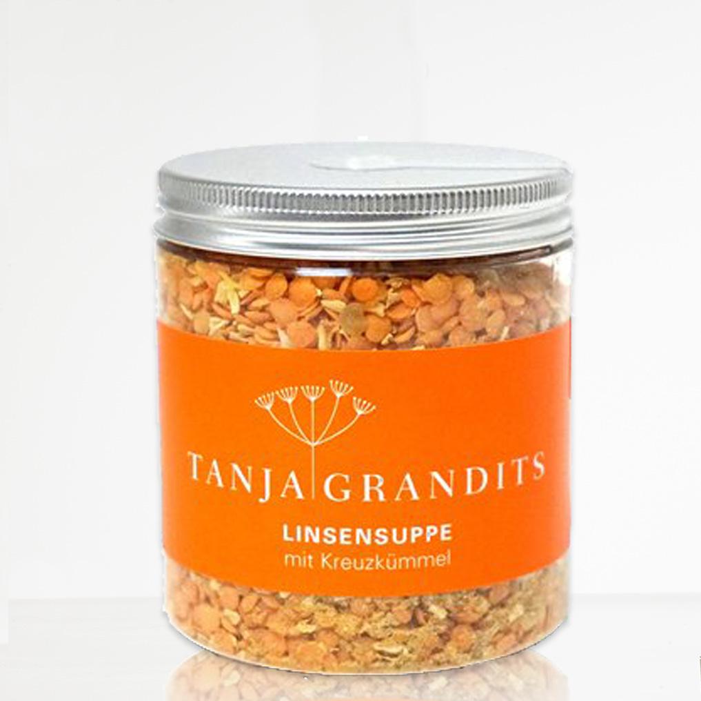 Linsensuppe Tanja Grandits Stucki Basel