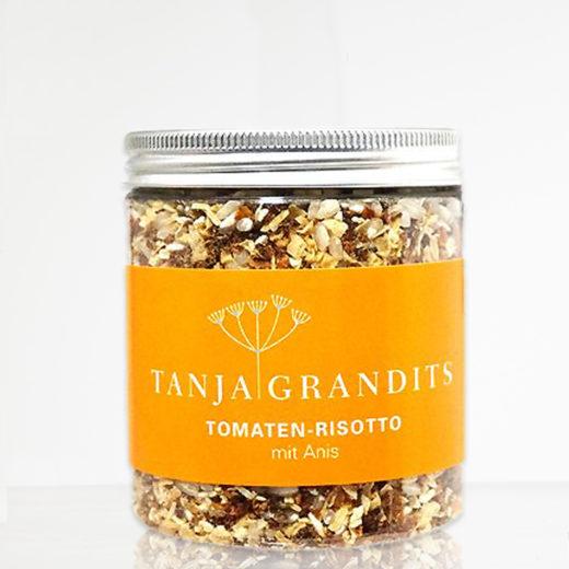 Tomaten Risotto mit Anis Tanja Grandits Stucki Basel