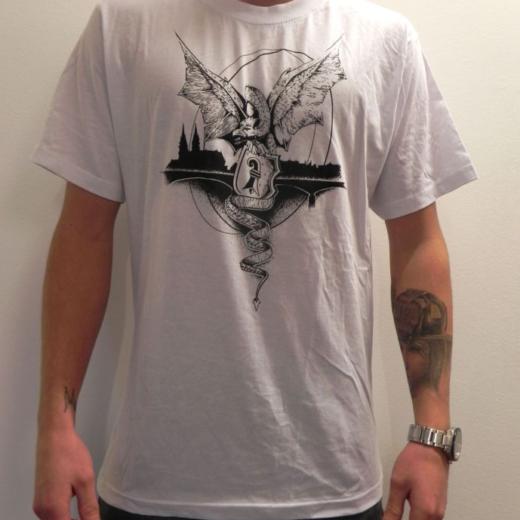 Basilisk T-Shirt WandArt Basel Souvenir