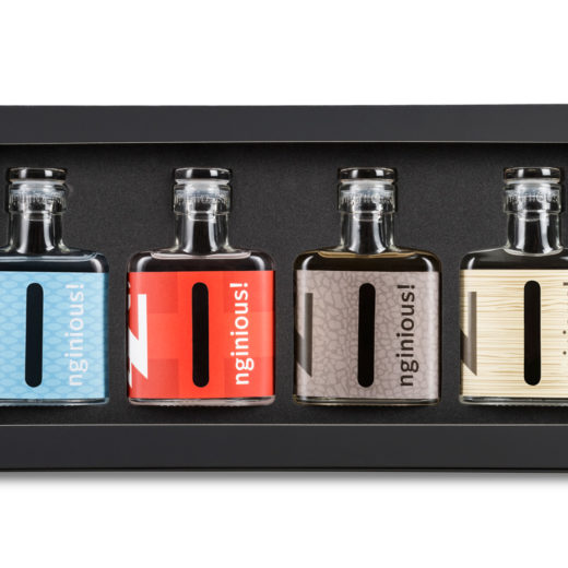 Nginious Gin Taste Box Basler Gins