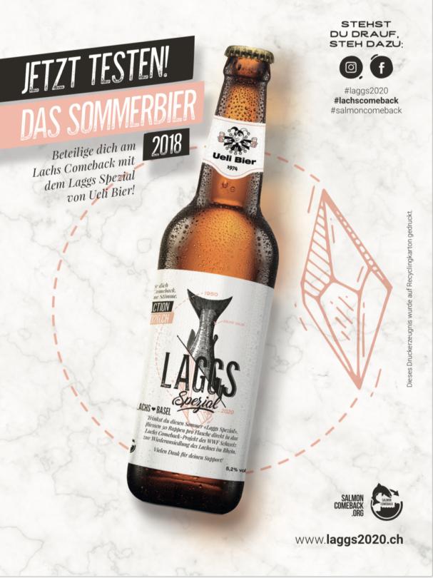 Ueli Bier Laggs spezial Basel