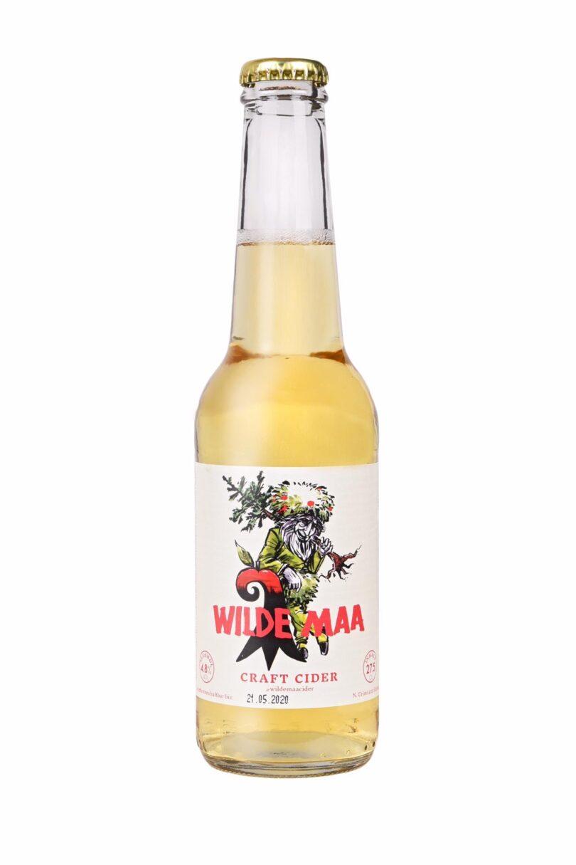 Wilde Maa Cider Basel