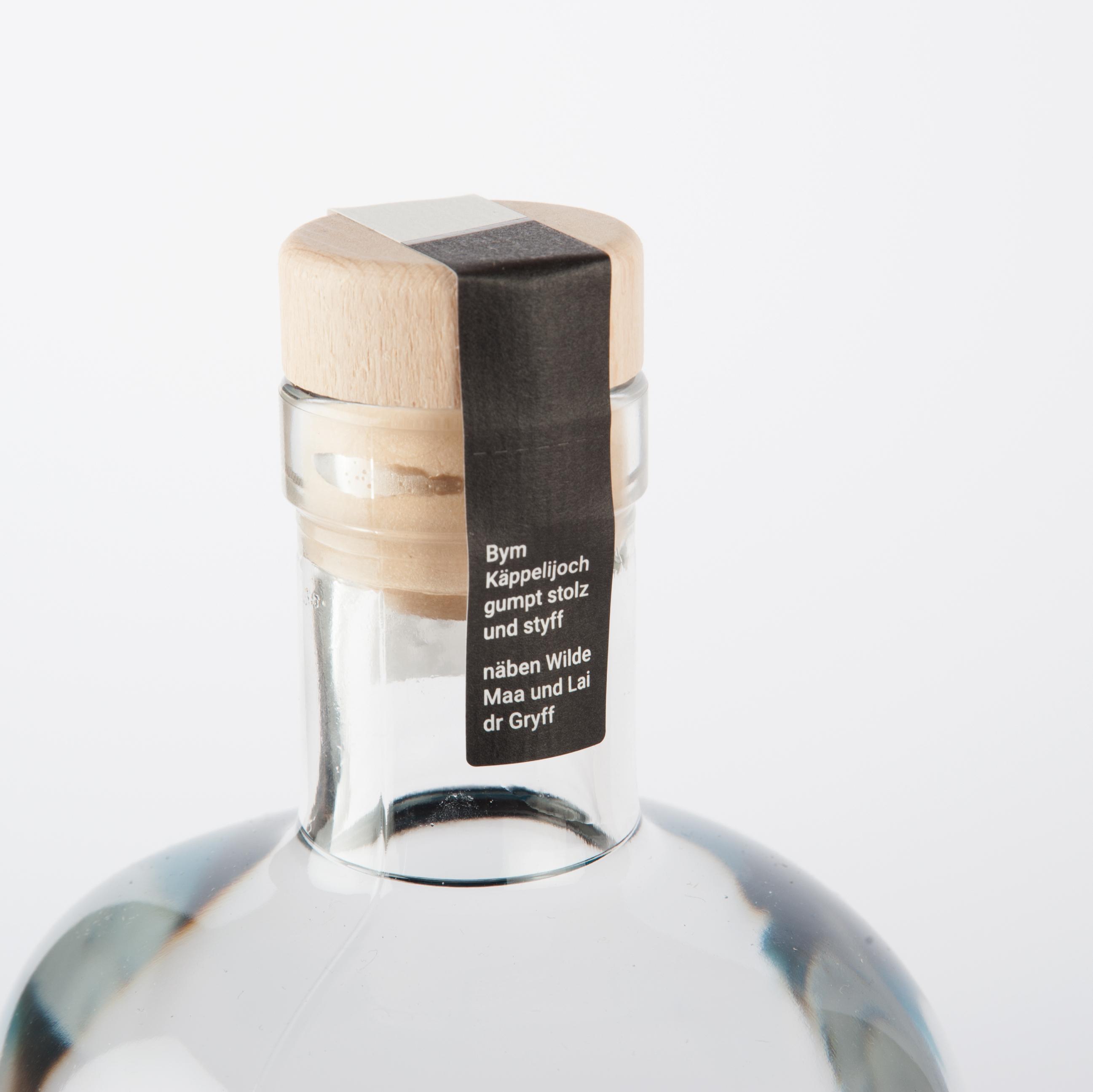 Gryff Gin Basel - schönes Detail