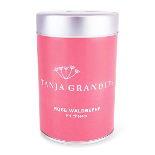 Tanja Grandits Rose Waldbeere Tee