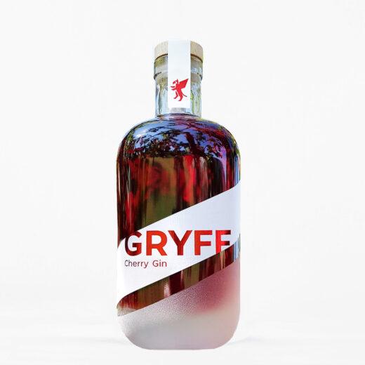 Gryff Cherry Gin - erster Schweizer Gin mit Kirschen