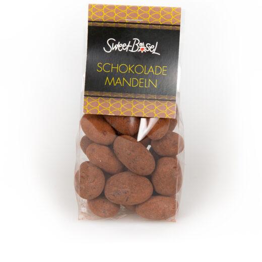 Schokolademandeln, Schoggimandeln Sweet Basel