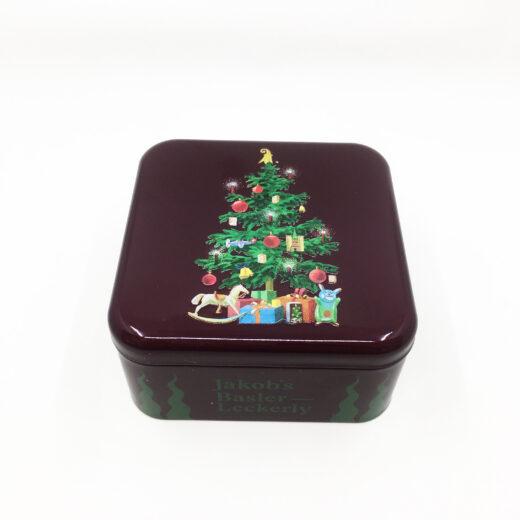 Jakobs Leckerly Basel Weihnachtsdose Mini