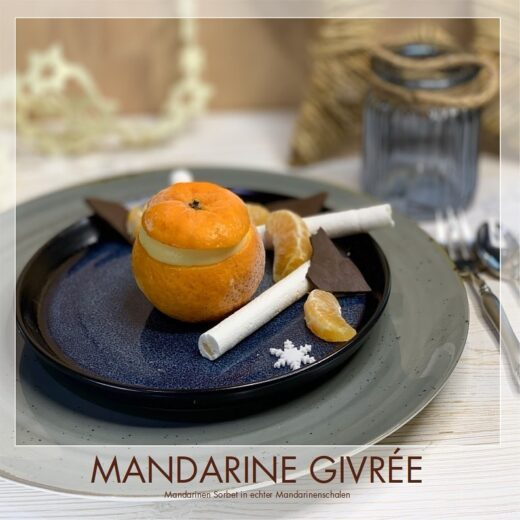 Mandarinen Givrée - Mandarinen Glacé Dream of Ice Allschwil