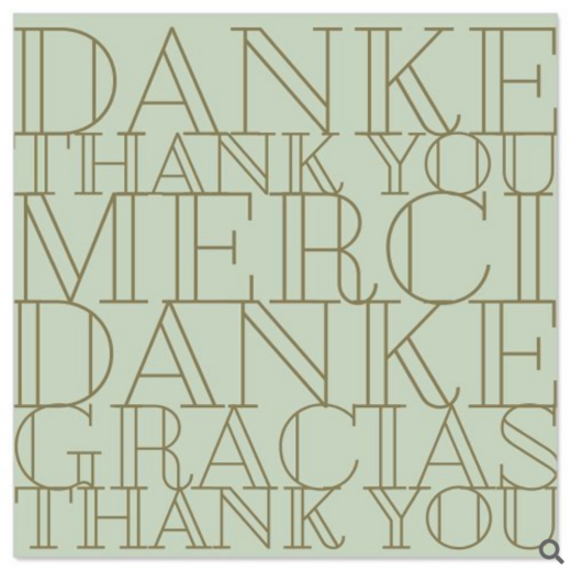 Minikarte Danke_thankyou