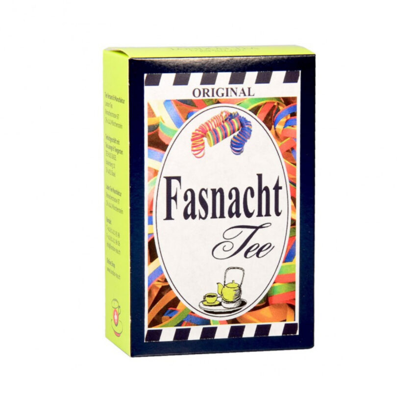 Fasnacht Tee Basel in Edelbox