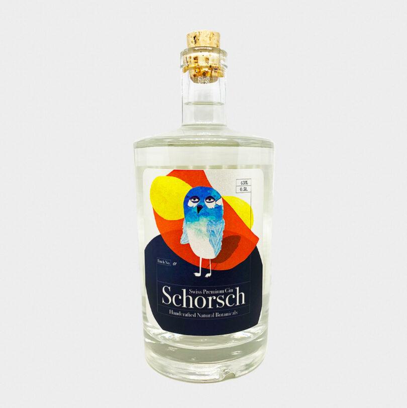 Schorsch Gin Basel