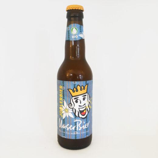 Jodlerbier von Unser Bier zum Eidgenössischen Jodlerfest Basel