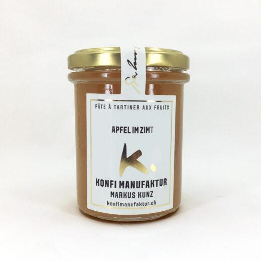 Konfitüre Manufaktur Kunz Apfel im Zimt