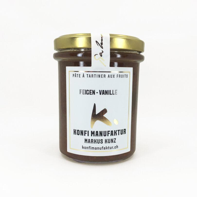 Konfitüre Manufaktur Kunz Feigen-Vanille