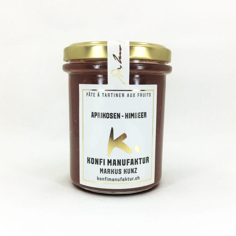 Konfitüre Manufaktur Kunz Aprikosen Himbeer
